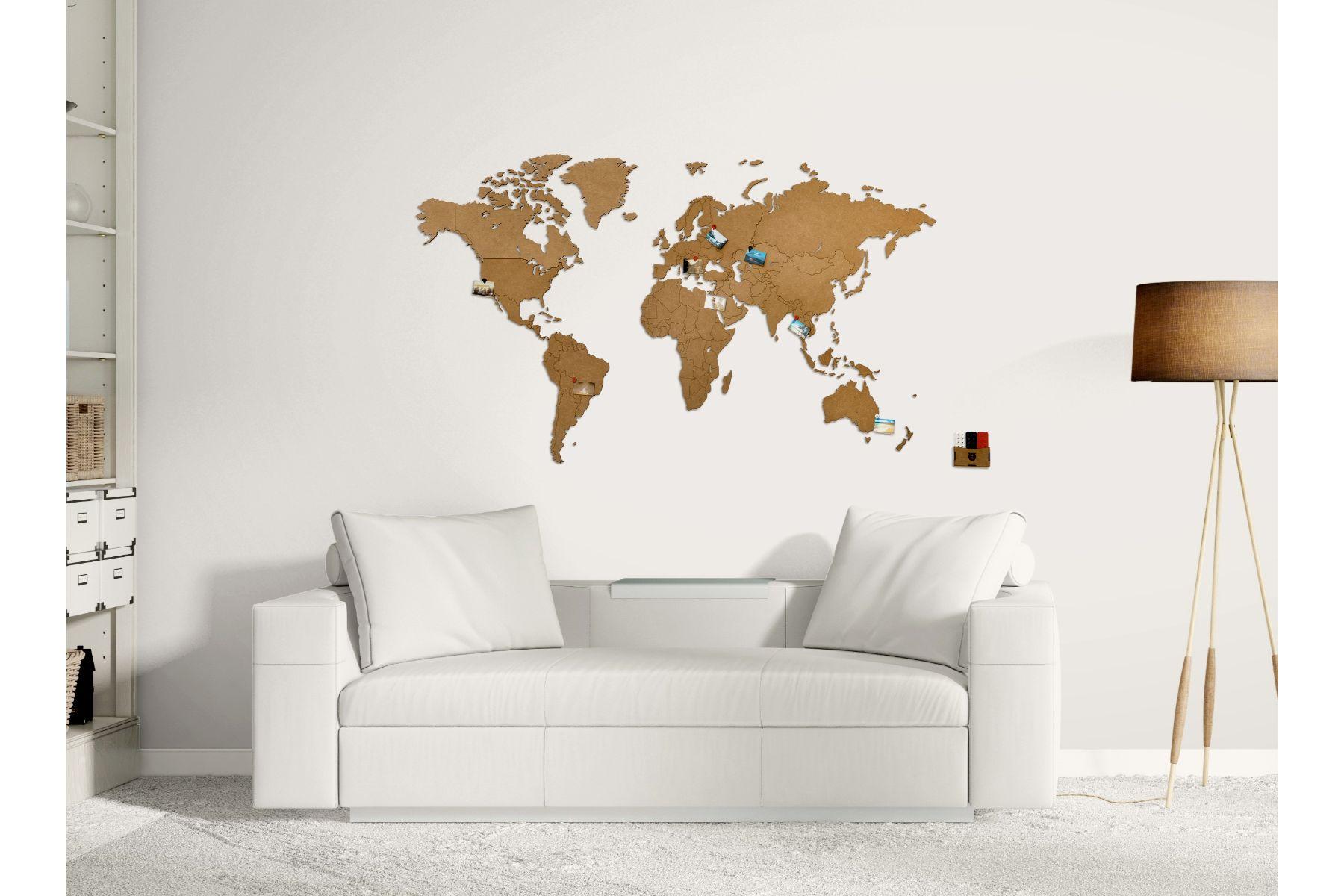 Weltkarte Aus Holz Gunstig Kaufen